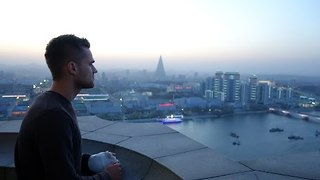 Travel Vlogger Records His Experience of Trip to North Korea - Video