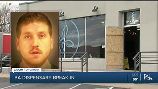 Suspect Arrested After Break-In at Medical Marijuana Dispensary