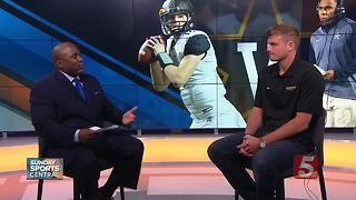 Vandy QB Shurmur Speaks Prior To SEC Media Days - Video