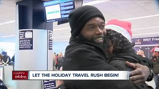 Record year for holiday travel - Video