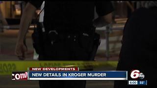 Man killed inside Kroger store may have been killed with his own gun, according to Call 6 Investigates sources - Video