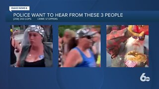 BPD looking for suspects after Tuesday night protests