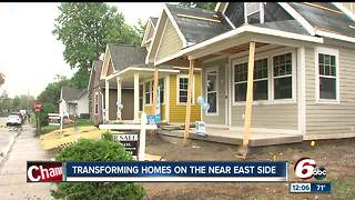Near East Area Renewal to complete 100th house construction