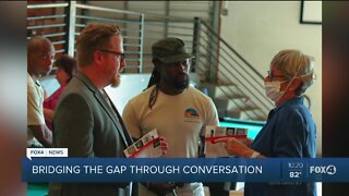Local group brings change through conversations