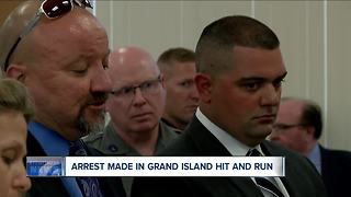 Arrest made in Grand Island Hit and Run - Video