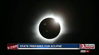 State prepares for solar eclipse - Video