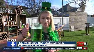 Where to celebrate St. Patrick's Day in Kern County - Video