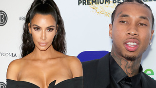 Tyga Has Awkward Encounter With The Kardashians at Beyoncé Concert!