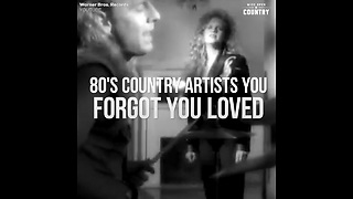 Underrated Country Love Songs from the 80s dNPt6dem - Video