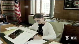 Dr. Susan MacManus looks back on Justice Ruth Bader Ginsburg's impact