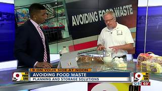 Avoiding Food Waste: Tips to Save Yourself Money