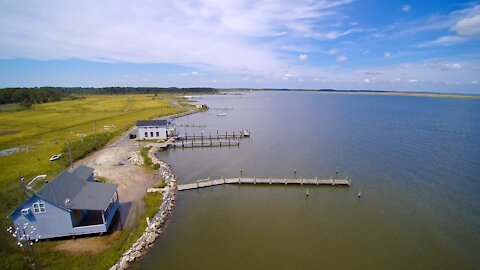 Apehole Rd., Crisfield, MD - (Aerial)