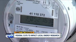 Spending bill could cut funding to renewable energy research at Case Western Reserve University - Video