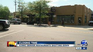 Why Paramount, Marlowe's and Govnr's Park in Denver are closing their doors