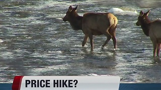 Idaho Fish and Game to try for fee hike - Video