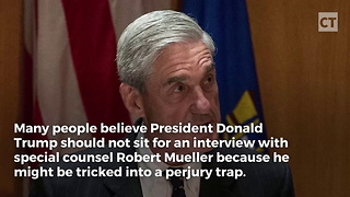 Viral Meme Shows How Trump-Mueller Interview Will Go - Video