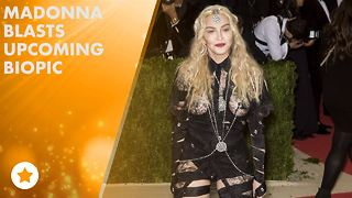 Madonna publicly slams Universal's film - Video