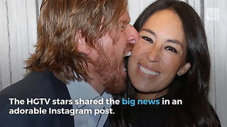 Chip And Joanna Gaines Issue A New Statement About Their Family - Video