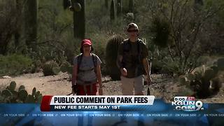 Saguaro National Park may raise entrance fee - Video