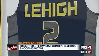 Basketball showcase honors Club Blu shooting victim - Video