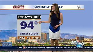 FORECAST: 90's then Excessive heat by the weekend - Video