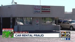 AG announces nearly $2 million judgement against Valley car rental car company - Video