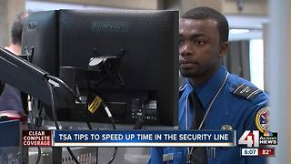 TSA offers advice to summer travelers - Video
