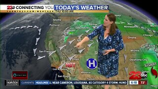 23ABC Weather for August 27, 2020
