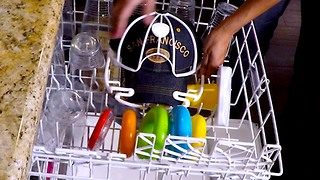 3 Awesome and Unexpected Dishwasher Hacks - Video