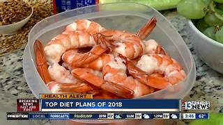 Top 40 diets for 2018 - Video