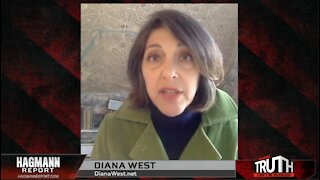 3-Minute Analysis: Calling It What It Is: Treason | Diana West on The Hagmann Report | 5/04/2021