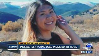 Missing 17-year-old Bailey girl Maggie Long found dead inside of burned home, sheriff says - Video