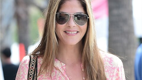Selma Blair: Epic Throwback Pink Hair