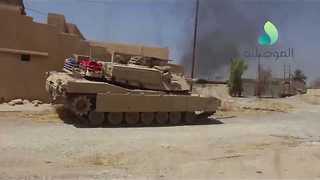 Iraqi Troops Encounter Islamic State Schools in Advance Toward the Center of Tal Afar - Video