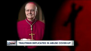 Former Erie Bishop Trautman implicated in Buffalo Diocese abuse cover-up