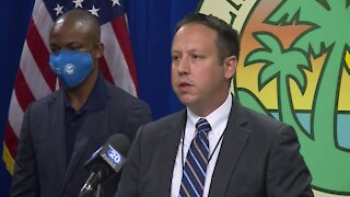 FULL NEWS CONFERENCE: Palm Beach County mayor on Phase Two