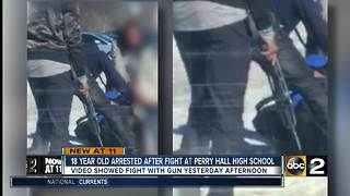 PERRY HALL GUN - Video