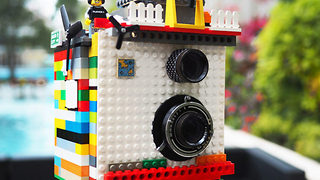 Lego like you've never seen it before - Video