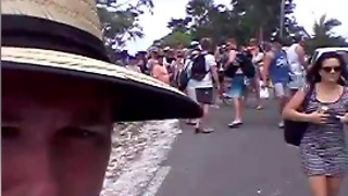 Tourists Evacuated as Tsunami Warning Issued for New Caledonia - Video
