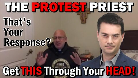 The Protest Priest | Fr. Imbarrato Live- 1/4/2021