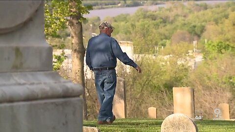 70-year-olds restoring long-neglected cemetery