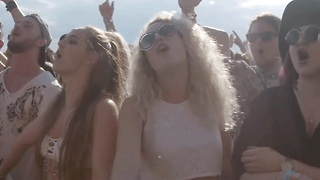Sweden Plans Man-Free Music Festival - Video