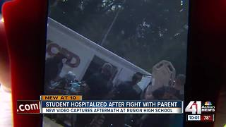 Police: Parent injured student at Ruskin HS - Video