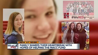 MACC fund helps family wage brave fight against leukemia