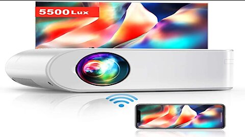 Yaber V2 Mini Home Theater Projector: Budget Projector under $150