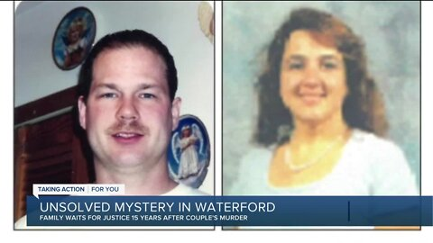 Who killed a Waterford couple? 15 years later their families still seeking peace, truth, and justice