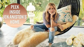 Jennifer Aniston's 5 home decor tips - Video