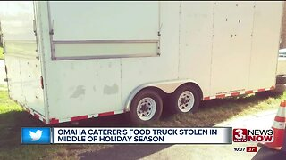 Police Still Looking for Stolen Food Truck