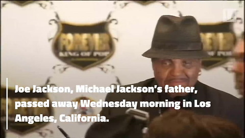 Patriarch of Jackson Family Passes Away at Age 89