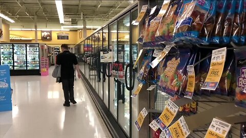 Shoppers say they're beginning to see some essential food items return to shelves